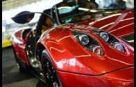 Is the Pagani Huayra the most beautiful modern supercar?